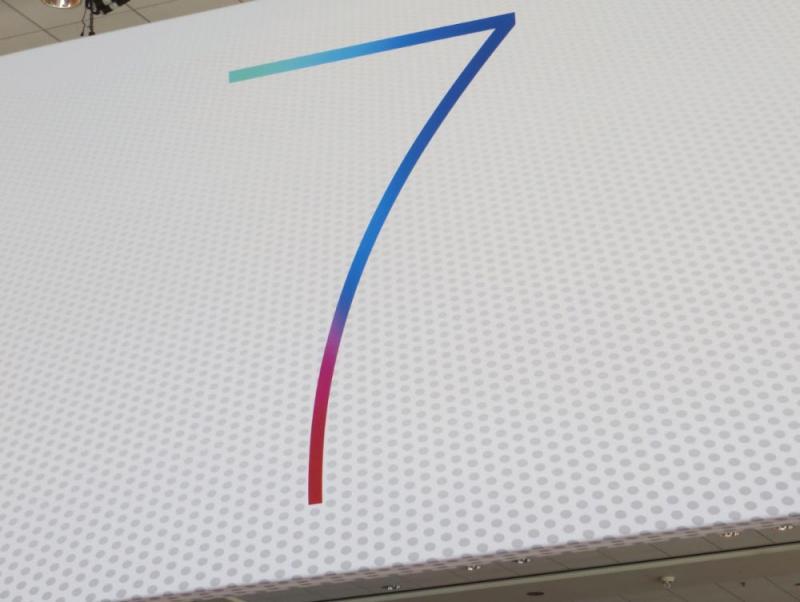 Apple è pronta con iOS 7 [GALLERY]