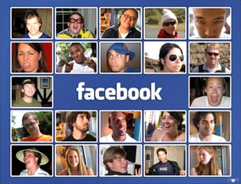 Facebook, l\\\'umore degli amici � contagioso